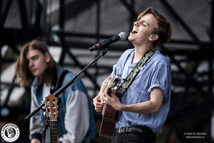 CBC Music Fest: Scott Helman. May 2017. Photo by Dale Sinclair