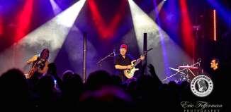 Adrian Belew Trio / Saul Zonana Mod Club Toronto 2017-05-16 Photo © Eric Fefferman
