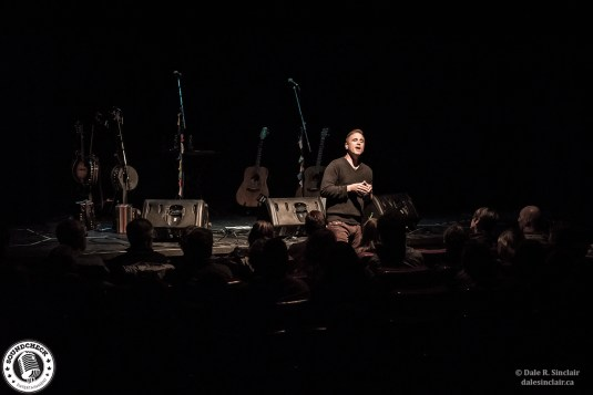 Intimate Evening with Sean McCann