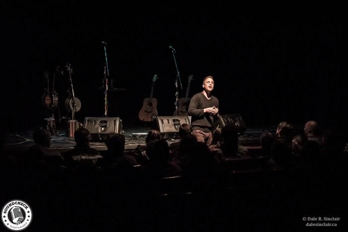 Intimate Evening with Sean McCann