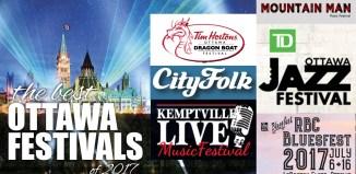 2017 Ottawa Festivals