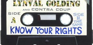 Lynval Golding Know Your Rights