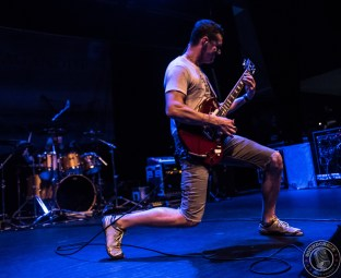 Propagandhi performs in Ottawa photo by Els Durnford