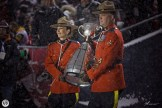 The Grey Cup arrives at TD Place in Ottawa photo Renee Doiron