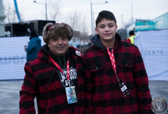 Fans at Grey Cup Festival (TD Place) Photo by Els Durnford (@elsdurnford)