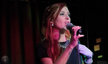 Sandi Skye performing at Lasso Live in Pembroke ON. Photo By: Rob Blanchette.