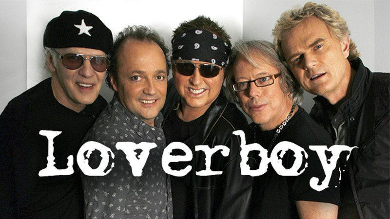 Loverboy Announced As First 2018 Kemptville Live Music