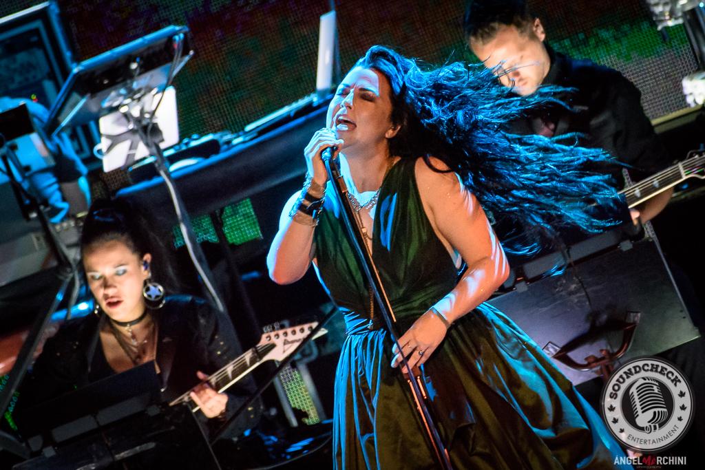 Evanescence Five Finger Punch More At Rock Fest 2019