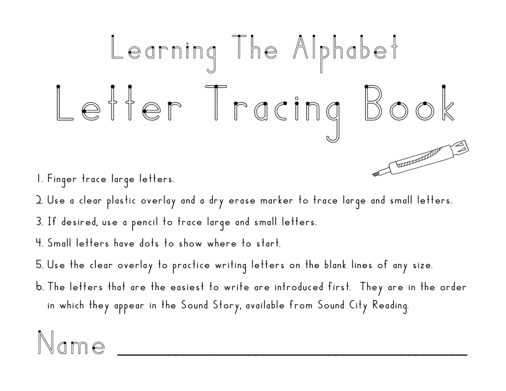 Handwriting Books Overview