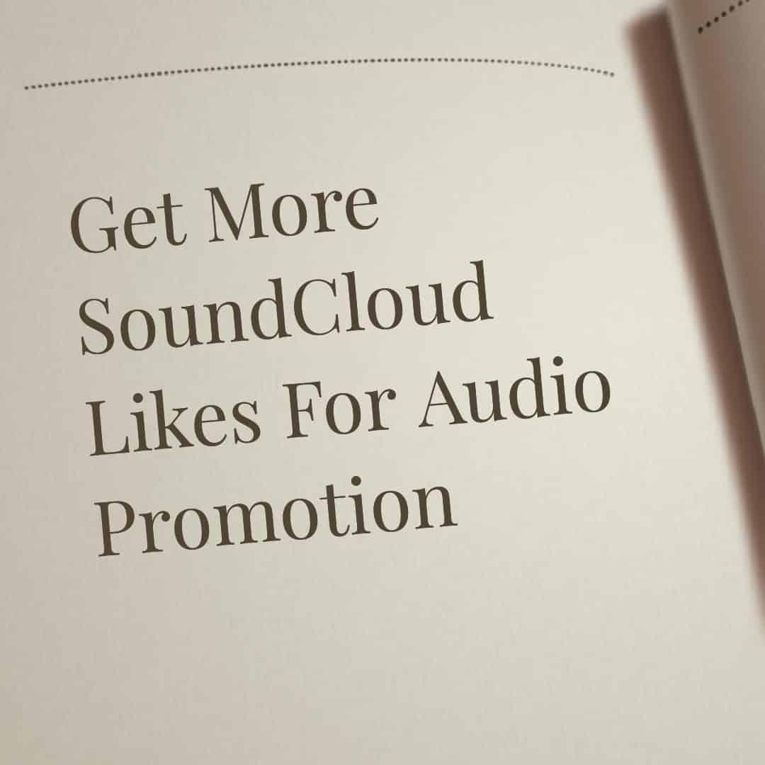 get soundcloud likes online