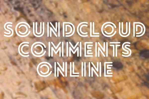 buy soundcloud comments for podcasts