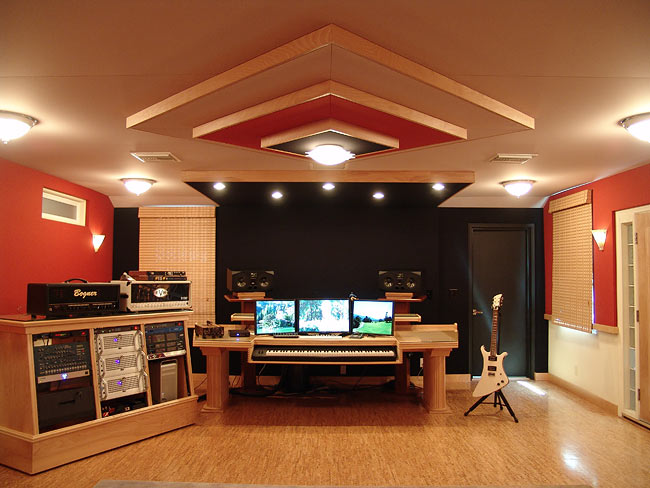 Design Considerations For Recording Studios  Steven Kleins Sound Control Room Inc
