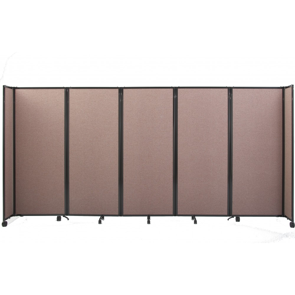 Room Divider 360 Accordion Portable Partition Steven