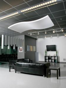 WhisperWave Ceiling Cloud  Steven Kleins Sound Control Room Inc