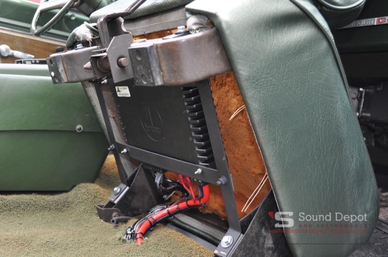 c5 corvette power seat wiring diagram 4 wire ac motor 1972 chevy blazer k5 audio upgrades for ocala client