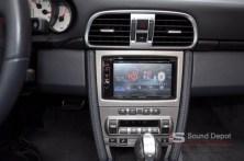 08 Porche 911 CarPlay
