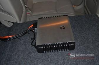 Chrysler 300C JL System