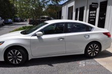 Nissan Dealership Memphis >> Brand New 2016 Nissan Altima Receives Dramatic Tint Transformation