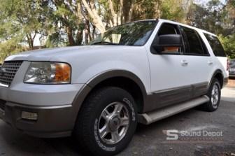 Ford Expedition Backup Camera