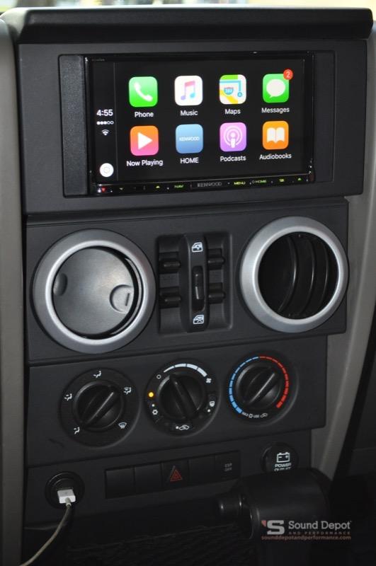 Wrangler Radio Wiring Harness