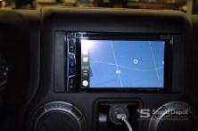 Jeep Wrangler Apple CarPlay