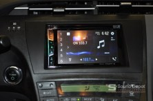 Toyota Prius Audio