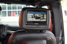 Jeep Wrangler Unlimited Rear Seat Entertainment