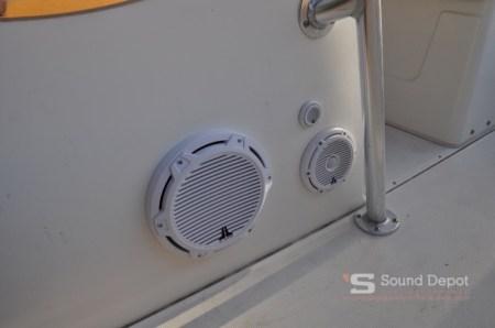 Boston Whaler Audio