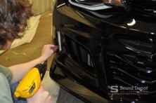Camaro Paint Protection Film