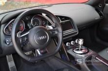 Audi RS8 Radio