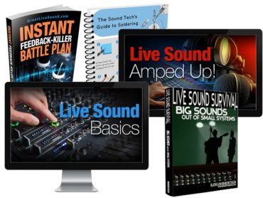 Review of Live Sound Basics