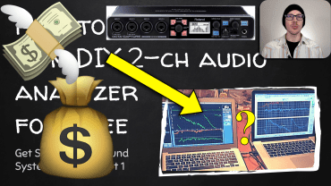 How to build your own audio analyzer (like Smaart) for FREE