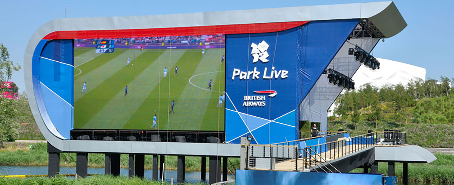 Directional Sound - Olympic Park Stage Image