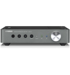 yamaha wxc 50bl black musiccast wireless streaming preamplifier [ 1000 x 1000 Pixel ]