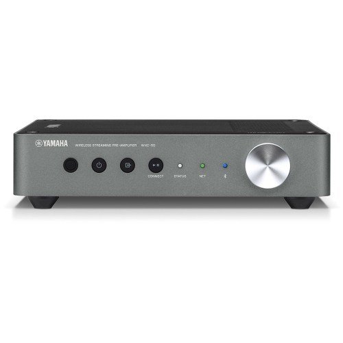 small resolution of yamaha wxc 50bl black musiccast wireless streaming preamplifier