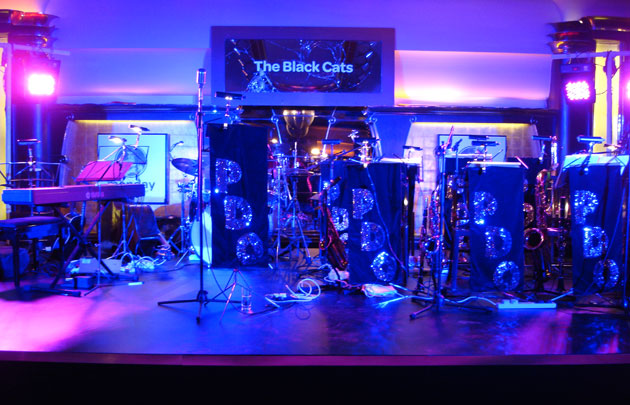 Bar Mitzvah Live Band Equipment London  Bat Mitzvah Sound