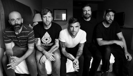 """Circa Survive Release Music Video For """"The Amulet"""""""