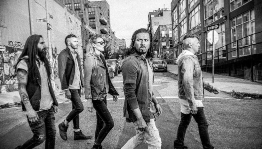"Pop Evil Premiere New Music Video for ""Colors Bleed"""