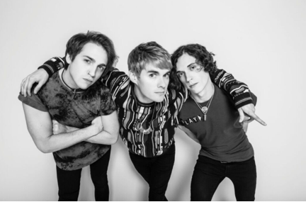 Waterparks Announce New Album 'Entertainment'