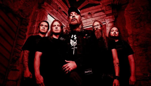 At The Gates Announce New Album 'To Drink From The Night Itself'