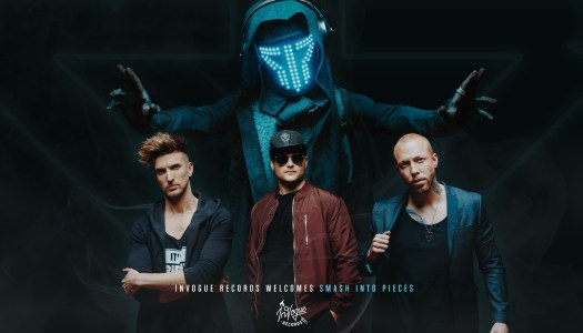 Smash Into Pieces Announce Signing to InVogue Records