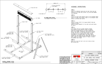 Installing Mobile Noise Barrier Panels | Drawings