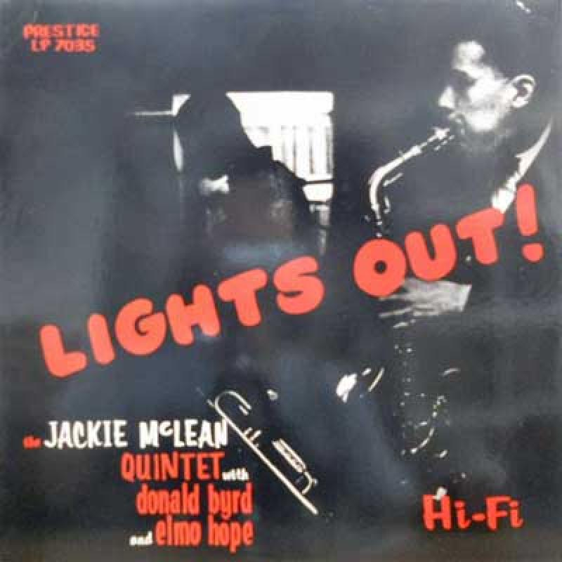 Out Lights Mclean Jackie
