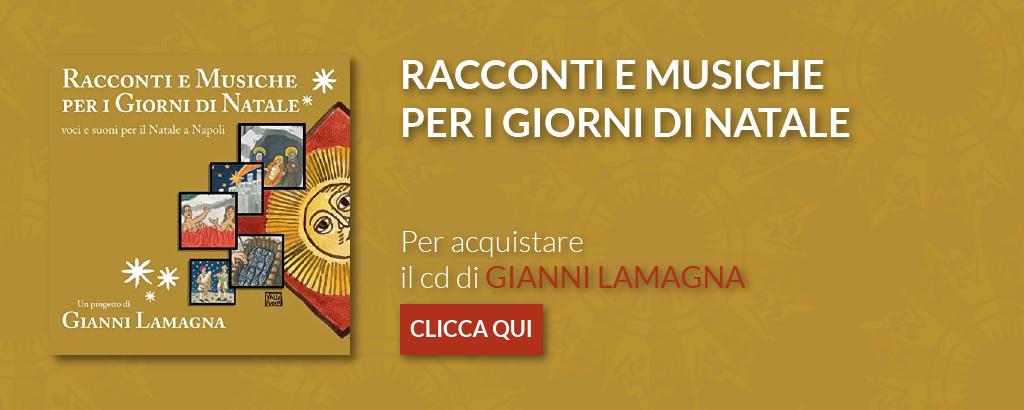 Banner Racconti e musiche per i giorni di Natale di Gianni Lamagna
