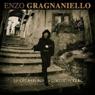 Copertina Lo chiamavano vient' 'e terra, Enzo Gragnaniello.