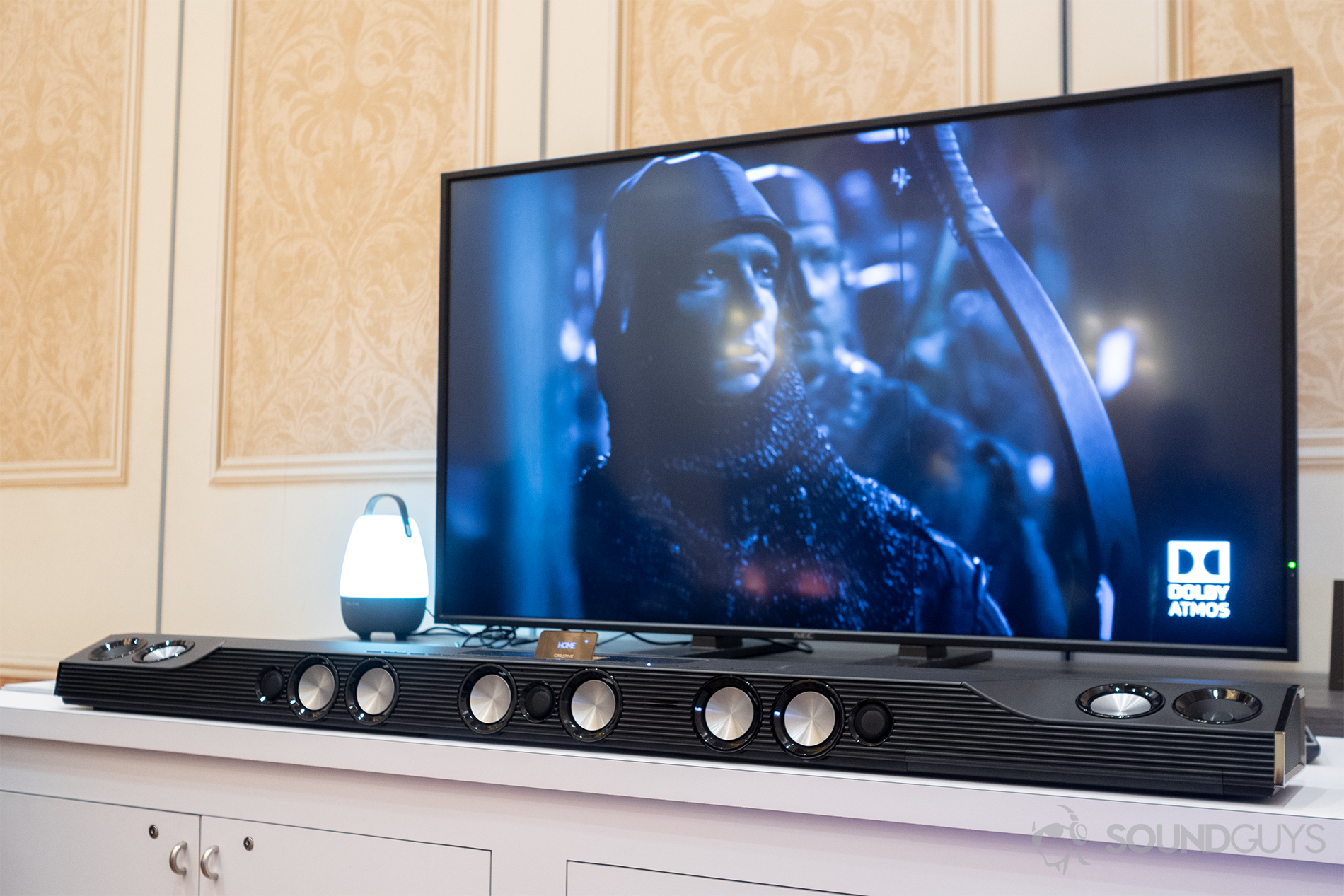 hight resolution of how to setup a dolby atmos soundbar an image of the creative xi fi