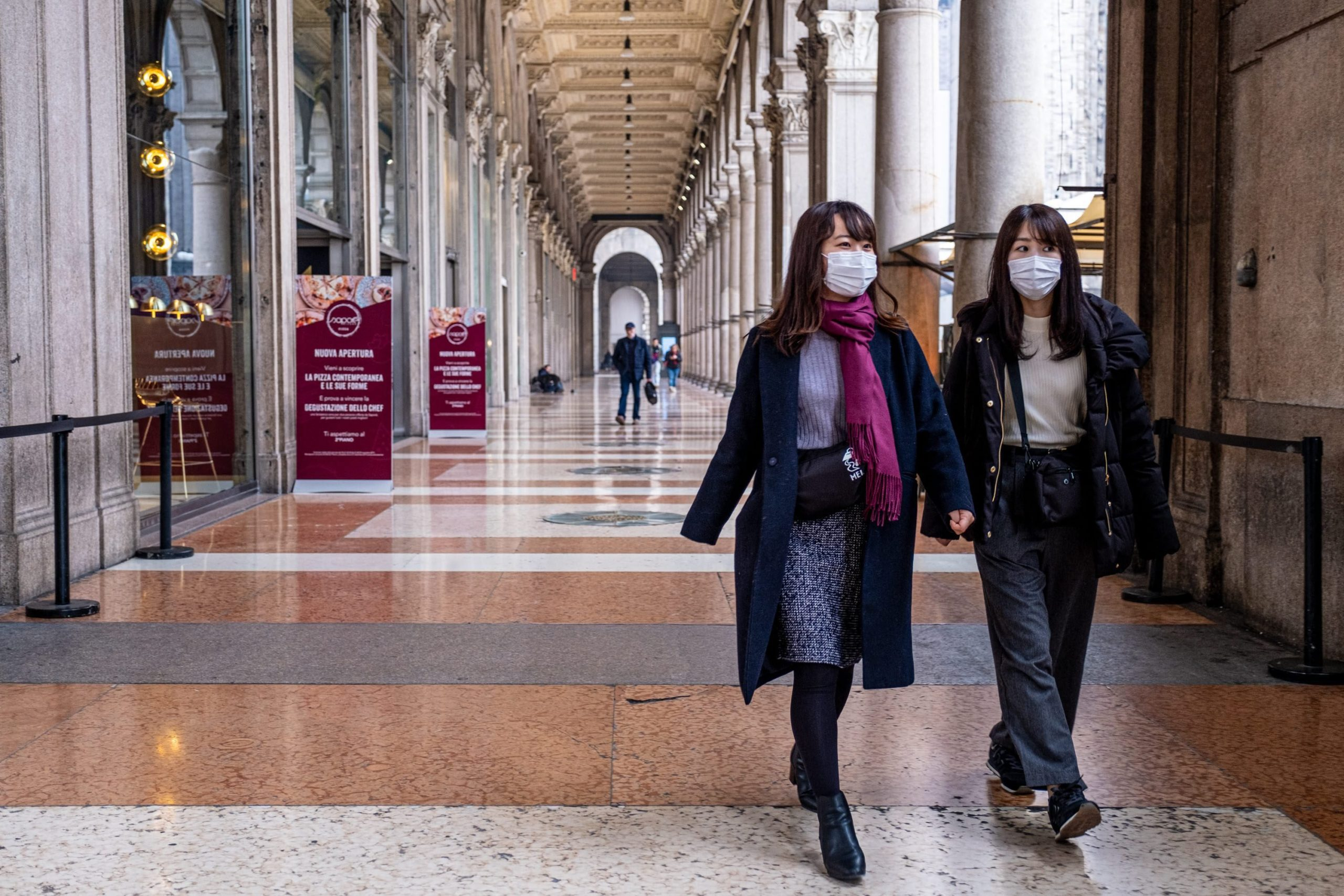 COVID-19: 10 dead in Italy as number of virus cases rises 45 ...
