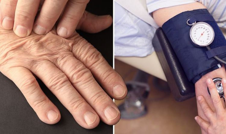 High blood pressure warning: Do you experience paresthesia in your fingers? Serious sign