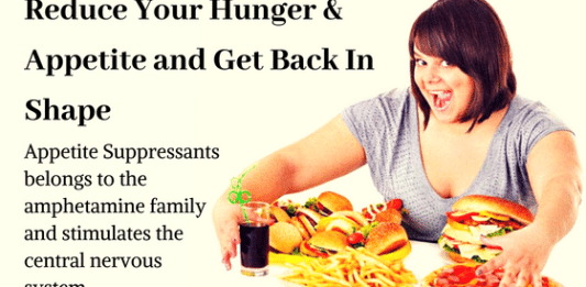 Reduce Your Hunger & Appetite and Get Back In Shape