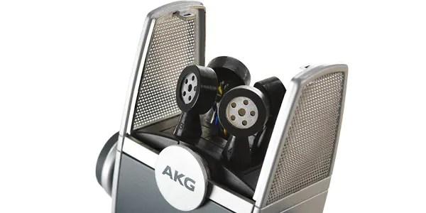 AKG ( アーカーゲー ) / LYRA USBマイク